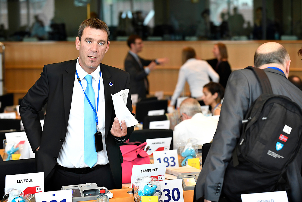 11 May 2017, 123rd Plenary Session of the European Committee of the Regions <br /> Belgium - Brussels - May 2017 <br /> &copy; European Union / Fred Guerdin