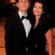NLD/Noordwijk/20110924 - Kika Grand Gala 2011, Caroline de Bruijn en Pieter van Loon