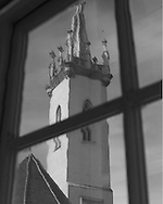 Distorted Bell Tower