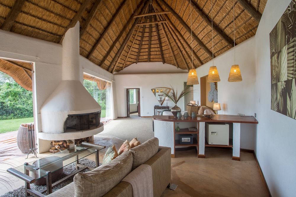 Rooms at Solio Lodge