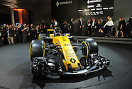 F1: Renault RS17 Car Launch