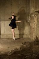 Ellouise studio dance session.  ©2015 Karen Bobotas Photographer
