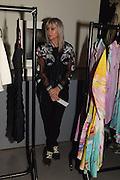 HELEN STEELE, The Arthur Cox Irish Fashion Showcase 2015,  Irish based designers chosen to be part of this year's Arthur Cox Irish Fashion Showcases The Mall Galleries, London. 13 May 2015.