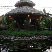 At the Zen Spa in Hanoi, Vietnam.