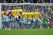 280215 West Ham v Crystal Palace