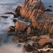 Rocky Shoreline - Pacific Grove, CA