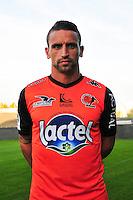 Anthony Goncalves - 17.09.2014 - Photo officielle Laval - Ligue 2 2014/2015<br /> Photo : Philippe Le Brech / Icon Sport