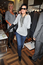 LILY ALLEN at a party hosted by Petra Ecclestone at Matches, 87 Marylebone High Street, London on 7th September 2009.