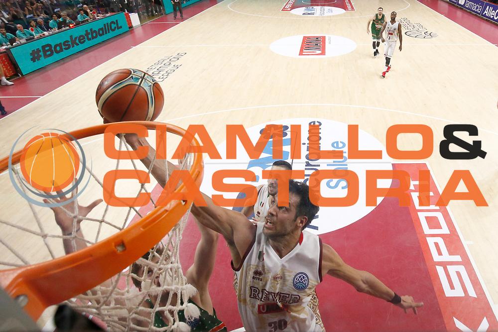 Cerella Bruno<br /> Umana Reyer Venezia vs Banvit<br /> FIBA Basketball Champions League 2017/2018<br /> Venezia,  10/10/2017<br /> Foto Ciamillo-Castoria/A. Gilardi
