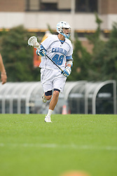 05 April 2008: North Carolina Tar Heels midfielder Cryder DiPietro (48) during a 11-12 OT loss to the Virginia Cavaliers on Fetzer Field in Chapel Hill, NC.