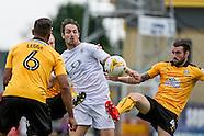 Cambridge United v Luton Town - EFL League 2 - 27/08/2016