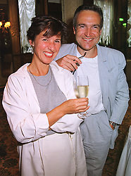 MR & MRS STEPHEN BAYLEY he is the design consultant who was Creative Director of The Dome, at a party in London on 8th July 1999.MUD 15