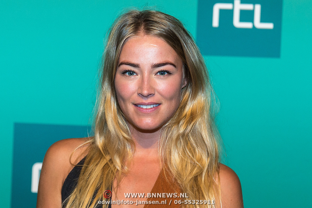 NLD/Halfweg20190829 - Seizoenspresentatie RTL 2019 / 2020, Geraldine Kemper