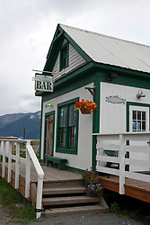 Seaview Bar, downtown Hope, Alaska, United States of America