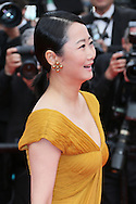 "CANNES, FRANCE - MAY 21:  Tao Zhao attends the ""The Search"" Premiere  at the 67th Annual Cannes Film Festival on May 21, 2014 in Cannes, France.  (Photo by Tony Barson/FilmMagic)"