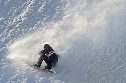 08-02-2014 SNOWBOARDEN: OLYMPIC GAMES: SOTSJI<br /> Snowboardster Cheryl Maas heeft zich bij Olympische Spelen in Sotsji niet rechtstreeks kunnen plaatsen voor de finale van het onderdeel slopestyle.<br /> ©2014-FotoHoogendoorn.nl<br />  / Sportida