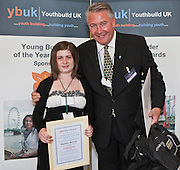 Young Builder of the Year Awards 2011. House of Commons, London, United Kingdom