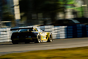 March 16, 2013: 61st Mobil 1 12 Hours of Sebring. 4 Oliver Gavin, Tommy Milner, Richard Westbrook, Corvette Racing, Chevrolet Corvette C6 ZR1