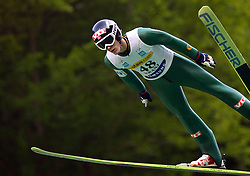 Kenneth Gangnes of Norway during Ski Jumping Summer Continental Cup in Kranj, on July 2, 2011, in Kranj, Slovenia. (Photo by Vid Ponikvar / Sportida)