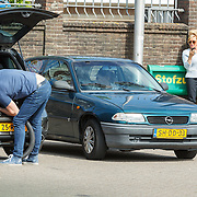 20150521 Conny Breukhoven auto wassen