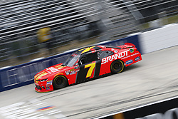 October 5, 2018 - Dover, Delaware, United States of America - Justin Allgaier (7) takes to the track for the Bar Harbor 200 at Dover International Speedway in Dover, Delaware. (Credit Image: © Justin R. Noe Asp Inc/ASP via ZUMA Wire)