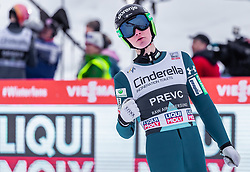17.03.2019, Vikersundbakken, Vikersund, NOR, FIS Weltcup Skisprung, Raw Air, Vikersund, Einzelbewerb, Herren, im Bild Domen Prevc (SLO) // Domen Prevc of Slovenia during the individual competition of the 4th Stage of the Raw Air Series of FIS Ski Jumping World Cup at the Vikersundbakken in Vikersund, Norway on 2019/03/17. EXPA Pictures © 2019, PhotoCredit: EXPA/ JFK