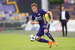 Zan Kolmanic of NK Maribor during football match between NK Maribor and ND Gorica in Round #36 of Prva liga Telekom Slovenije 2017/18, on April 27, 2018 in Ljudski vrt, Maribor, Slovenia. Photo by Urban Urbanc / Sportida