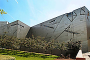 Berlino: the Judishes Museum designed by Daniel Libeskind