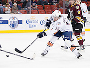 OKC Barons vs Chicago Wolves - 1/26/2011
