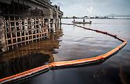 Mississippi RIver Oil Spill 2008