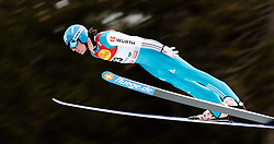 18.12.2015, Nordische Arena, Ramsau, AUT, FIS Weltcup Nordische Kombination, Skisprung, PCR, im Bild Tino Edelmann (GER) // Tino Edelmann of Germany during Skijumping PCR of FIS Nordic Combined World Cup, at the Nordic Arena in Ramsau, Austria on 2015/12/18. EXPA Pictures © 2015, PhotoCredit: EXPA/ JFK