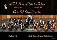 Clark High School Orchestra