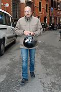 2013/03/06 Roma, Riunione della direzione del Partito Democratico. Nella foto Marco Miccoli.<br /> Rome, Partito Democratico meeting of national leadership. In the picture Marco Miccoli - &copy; PIERPAOLO SCAVUZZO