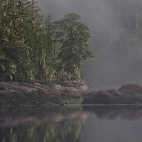 Broughton archipelago, British Columbia