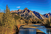 Banff and Japer Canadian National Parks