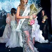 Anhelina Chabanian is the winner of Miss USSR UK 2019 2019 at Hilton Hotel Park Lane on 27 April 2019, London, UK.