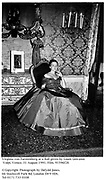 Virginia von Furstenberg at a Ball given by Count Giovanni Volpi. Venice. 31 August 1991. Film. 91596f28<br />© Copyright Photograph by Dafydd Jones. 66 Stockwell Park Rd. London SW9 0DA. Tel 0171 733 0108