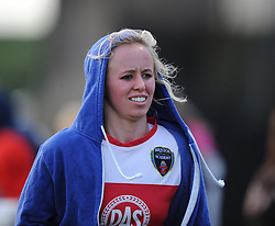 Bristol Academy's Nadia Lawrence - Photo mandatory by-line: Paul Knight/JMP - Mobile: 07966 386802 - 09/05/2015 - SPORT - Football - Bristol - Stoke Gifford Stadium - Bristol Academy Women v Arsenal Ladies FC - FA Women's Super League