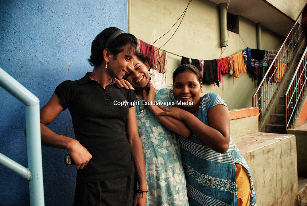 India's Transgender Women<br /> &ldquo; Trans But Still A Human &ldquo;<br /> <br /> It is a natural desire and curiosity for a human to inquire about his/her future. Although difficult, it is somehow possible in a number of ways.<br /> For &quot;Saranya&quot;, this happened at the early age of 11. Her parents had hopes and dreams for their second child after having their baby daughter; However,  they were faced with a boy whose playmates were among girls .  Instead of feeling protected and at peace among her family, Saranya always felt stress and tension. Although not yet aware of her real sexuality and the fact that she is a trans woman, Saranya eventually learned to hide things from others. This sparked the beginning of the pain and fear which made life bitter and unpleasant for her. Every time she felt the natural, feminine side of her emerging , she had to deal with severe punishment and offensive reactions which only turned those feelings to ashes.  Exhausted, suppressed , and always judged  with undisguised contempt, she finally left her biological family at the age of sixteen and took refuge in her future family. She escaped from Pune and ventured to Bangalore in South India , In State of Karnataka.<br /> Transsexual or Trans genders are usually known as Hijras in India and Pakistan. Hjras are also known as Chhakka in Kannada and Bambaiya Hindi, Khusra in Punjabi and Kojja In Telegu . The word Hijra is an Urdu word meaning eunuch or hermaphrodite. Their communities also have women who are unable to act and live as a normal women with rights to get married and have children. A great number of Hijras are men who identify themselves as more feminine than masculine. Most Hijras do not have sexual desires for women.. They are described as &ldquo; man minus maleness&rdquo; and &ldquo; man plus woman&rdquo;. In the Indian culture, there is so much focus and emphasis on a woman`s ability to have children ; therefore, hijras who are unable to reproduce are considered as a separate identity that can not fit into any category of ma