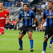 NLD/Amsterdam/20080808 - LG Tournament 2008 Amsterdam, FC Internazionale v Sevilla FC, Luis Figo