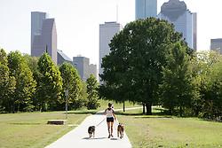 Buffalo Bayou KBR events and activities Houston, Texas