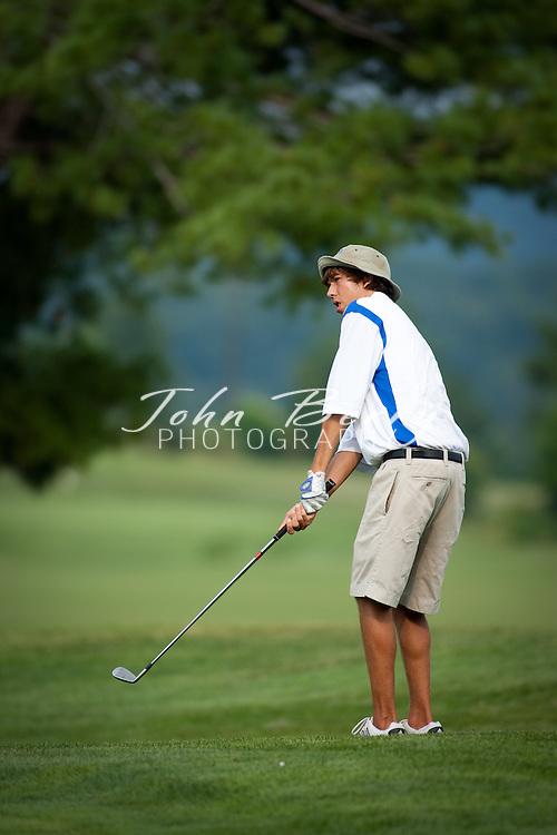 MCHS Golf .vs Clarke Eagles .8/27/09
