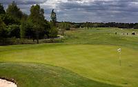 ZWOLLE - Green hole 15 , Golf Club Zwolle . COPYRIGHT KOEN SUYK
