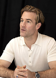 "May 26, 2018 - New York, New York, USA - James Van Der Beek stars in FX Networks TV Series ""POSEâ (Credit Image: © Armando Gallo via ZUMA Studio)"