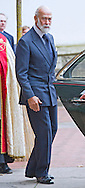 11.09.2014;London, England: PRINCE AND PRINCESS MICHAEL OF KENT<br /> attend the Memorial Service for Mark Shand at St Paul's Knightsbridge,London.<br /> Mark, Camilla's brother died in New York earlier this year.<br /> Mandatory Photo Credit: &copy;Francis Dias/NEWSPIX INTERNATIONAL<br /> <br /> **ALL FEES PAYABLE TO: &quot;NEWSPIX INTERNATIONAL&quot;**<br /> <br /> PHOTO CREDIT MANDATORY!!: NEWSPIX INTERNATIONAL(Failure to credit will incur a surcharge of 100% of reproduction fees)<br /> <br /> IMMEDIATE CONFIRMATION OF USAGE REQUIRED:<br /> Newspix International, 31 Chinnery Hill, Bishop's Stortford, ENGLAND CM23 3PS<br /> Tel:+441279 324672  ; Fax: +441279656877<br /> Mobile:  0777568 1153<br /> e-mail: info@newspixinternational.co.uk