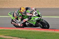 World Superbikes Silverstone GP 2013