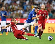 Italy v Liechtenstein - 11 June 2017
