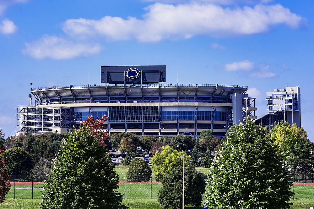 Beaver Stadium, home of the Penn State Nittany Lions, State College, Pennsylvania, USA