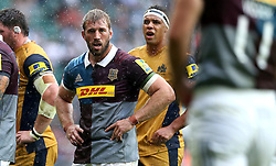 Chris Robshaw of Harlequins - Mandatory by-line: Robbie Stephenson/JMP - 03/09/2016 - RUGBY - Twickenham - London, England - Harlequins v Bristol Rugby - Aviva Premiership London Double Header