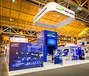 Novatell Wireless booth at International CTIA Wireless 2012 trade show in New Orleans for Pinnacle Exhibits